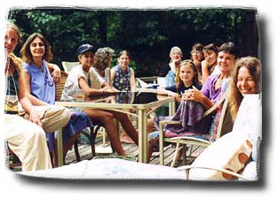 conferences and family gatherings at River Spirit Retreat