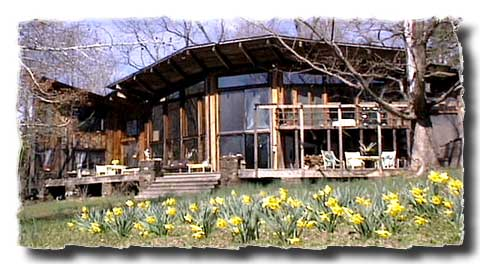 Ozark mountain cabins offer comfortable accommodations